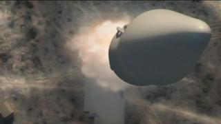 Video presentado por Putin con algunos prototipos del nuevo armamento.